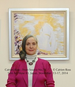 Catrien Ross Art - From Source No.74