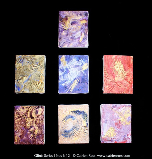 Catrien Ross Glints Series I