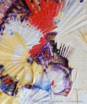 Catrien Ross Art - Detail. From Source No.64
